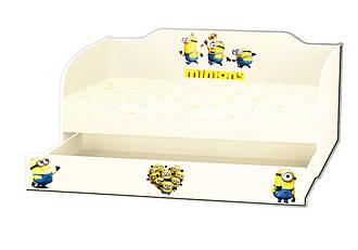"Дитяче ліжко ""Kinder-Cool KC-0005"" 80x170 Viorina-Deko"