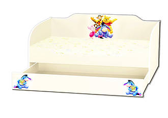 """Детская кровать """"Kinder-Cool KC-0006"""" 80x170 Viorina-Deko"""