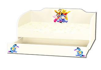 "Дитяче ліжко ""Kinder-Cool KC-0006"" 80x170 Viorina-Deko"