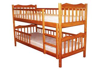 Ліжка двоярусні дитячі