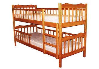 "Двухъярусная кровать ""Рукавичка"" Дримка"