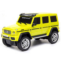 Автомодель MERCEDES-BENZ G500 1:26 ассорти желтый серебристый