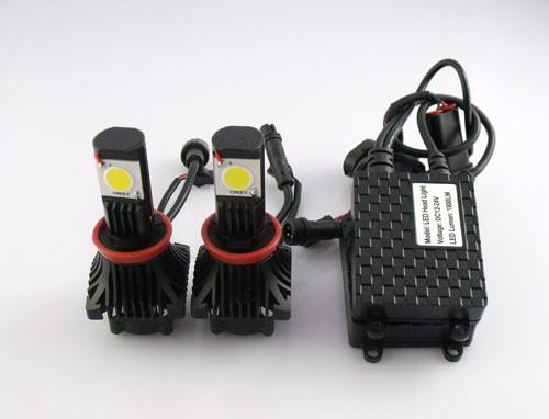 Светодиодная автолампа H8 22W (1200Lm) Led HEAD LAMP