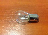 Лампа 12V 21/5W с цоколем (стоп/габарит)