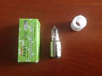 Лампа 6V 35/35W (B20D) галогенка с цоколем Ява