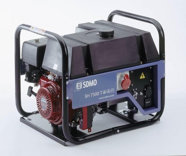 ⚡SDMO SH 7500 T (6 кВт)