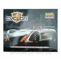 Комплект би-ксенона Cyclon 35Вт для цоколей H4/9003/HB2