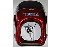 Обтекатель Tiger красный (с креплением)