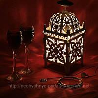 Марокканский фонарик — свет и тень будут танцевать для вас