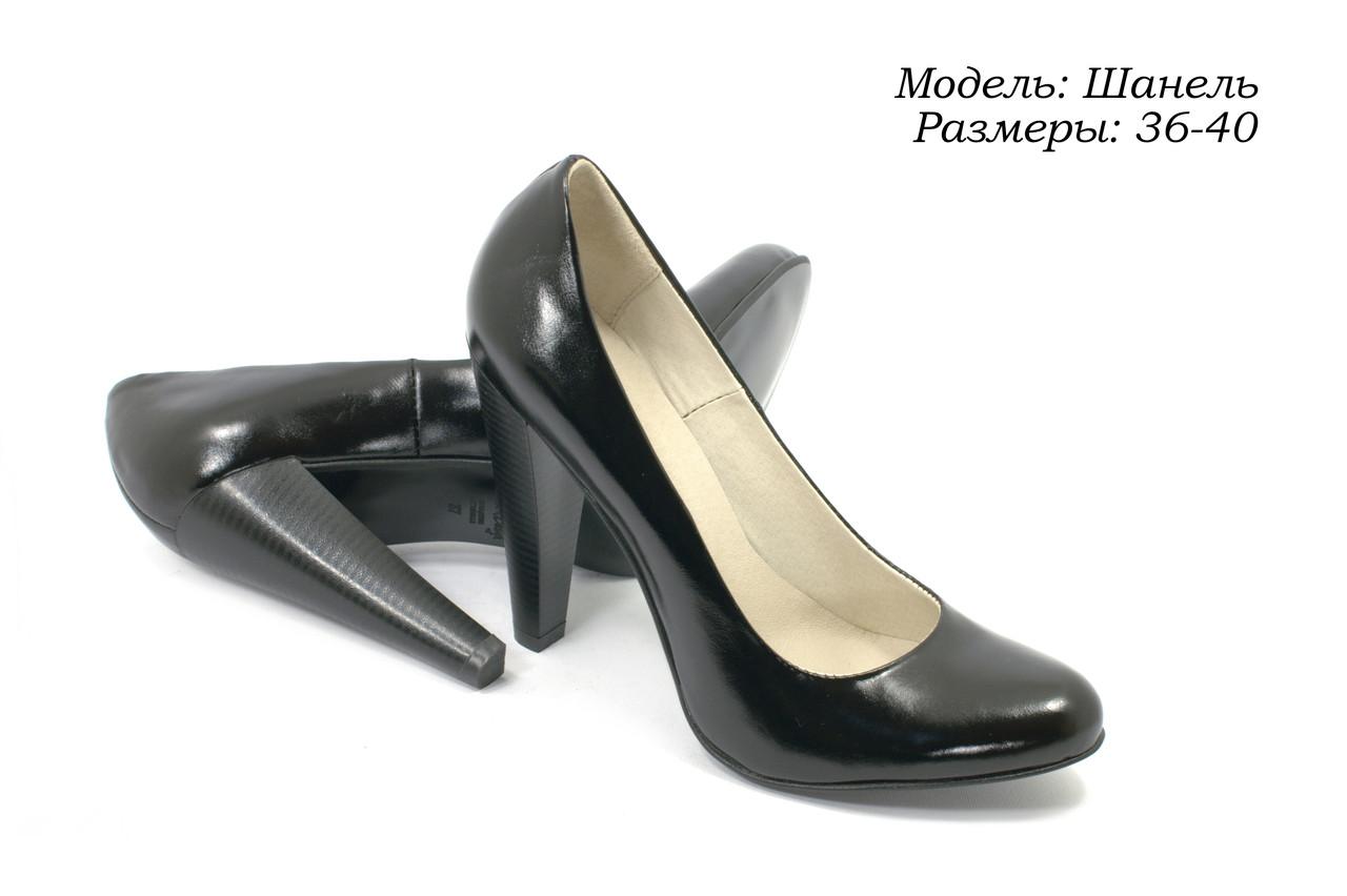 Туфли на  высоком каблуке купить оптом.
