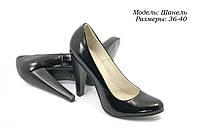 Туфли на  высоком каблуке купить оптом., фото 1