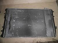 Радиатор основной  (1,4 MPI 8V) Skoda Fabia 1 01-07 (Шкода Фабия), 6Q0121253R