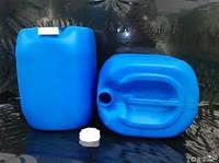 Канистра 35 литров пластиковая б/у (пищевая)