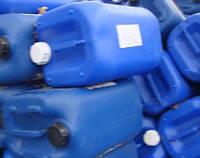 Канистра 35 литров пластиковая б/у (техническая)