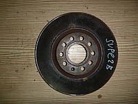 Тормозной диск перед. Skoda Superb 1 02-08 (Шкода Суперб), 4B0615301C