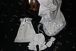 """Набір для хрещення"""" Еліт"""" 4 предмета, фото 2"""