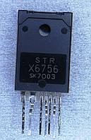 STRX6756; (TO-3PF-7L)