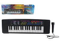 Орган с микрофоном (арт. 3738S), пластик,37 клавиш,51.5x15.5x4.5см JAMBO 100730560
