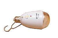 Аварийная лампочка (со встроенным аккумулятором , солнечной батареей и дистанционным управлением) GD-5005
