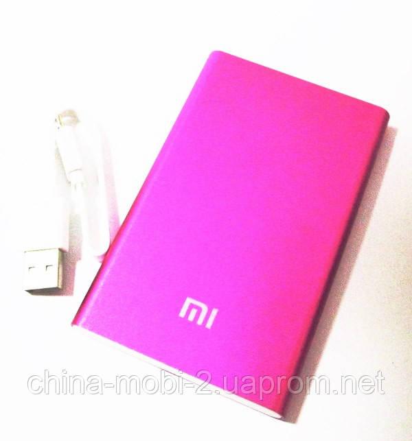 Универсальная батарея - Xiaomi power bank MI9, 10000 mAh, pink