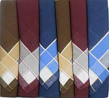 Носовые платки мужские 100% хлопок Picalline в подарочной упаковке