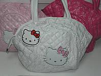 Cумка детская  Hello Kitty белая