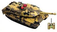 Радиоуправляемый танк с системой инфракрасного наведения