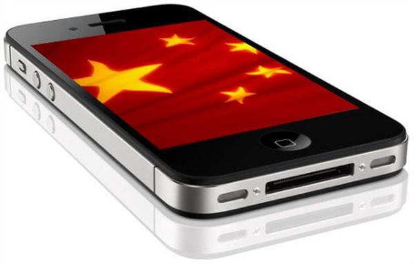Китай apple iphone