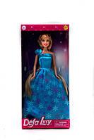 """Кукла """"Defa Lucy"""" 8308 (24шт/2) 3 вида,в бальном платье, с сумочкой, в кор."""