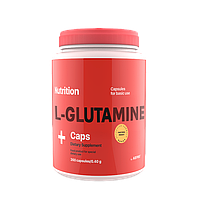 L-Glutamine Caps (глютамин в капсулах) 360 шт. AB PRO