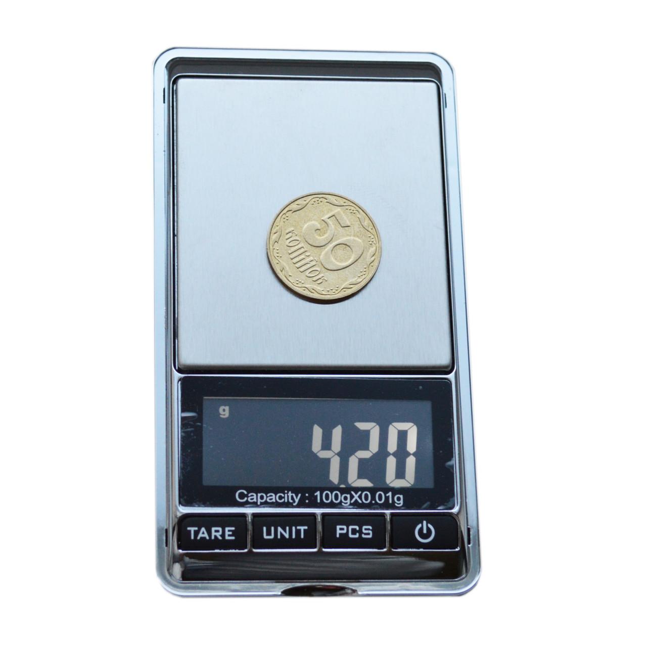 Ювелирные весы DS-NEW-100