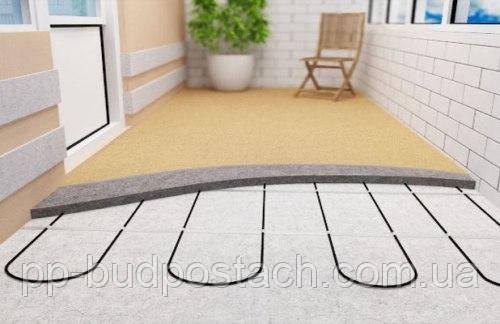 Как правильно сделать балкон теплым, теплый пол на балконе