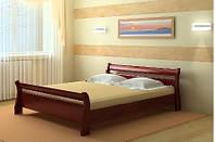 Кровати из натурального дерева: ольха, ясень. дуб, сосна.