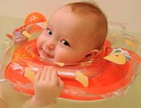 КРУГИ на шею для купания детей и младенцев