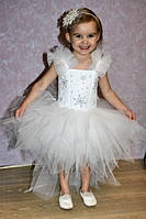Платье снежинка прокат Киев 150грн, фото 1