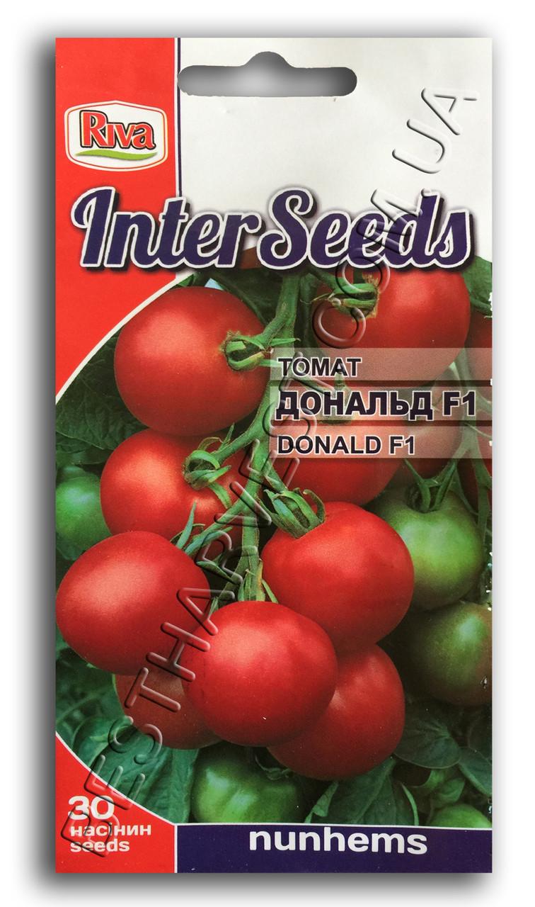 Семена томата Дональд F1 30 семян