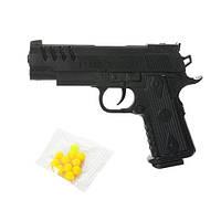 Пистолет  на пульках ES444-M1911C
