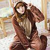Пижама кигуруми костюм бурундук, фото 2