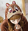 Пижама кигуруми костюм бурундук, фото 3
