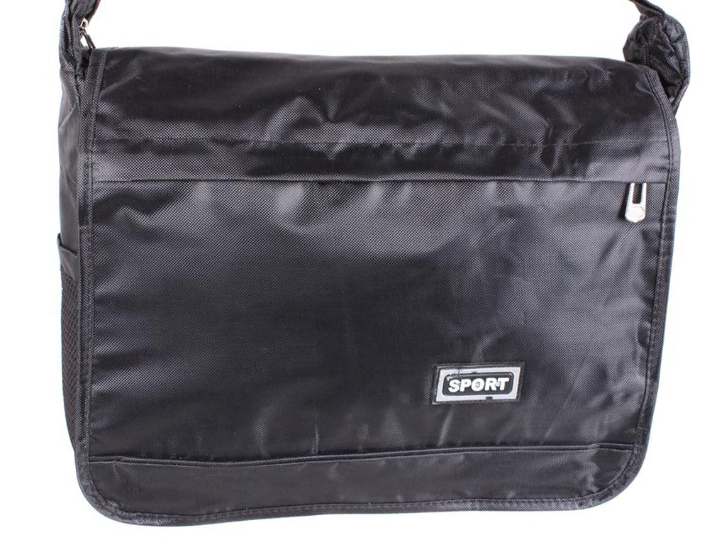 Мужская текстильная сумка 303246 черная