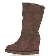 Женские тёплые ботинки 37-40, фото 1