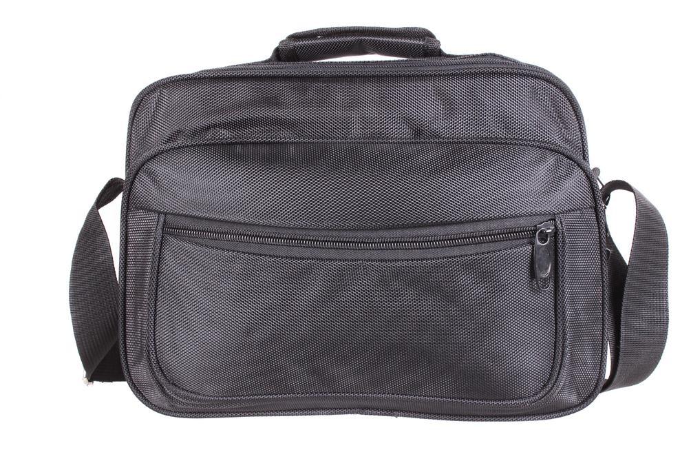 Мужская текстильная сумка 302927 черная