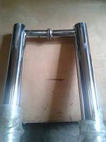 Ручки дверные из нержавеющей стали под заказ, фото 1