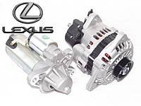 Стартер, генератор на Lexus (Лексус). AS Poland - европейское качество новых запчастей.