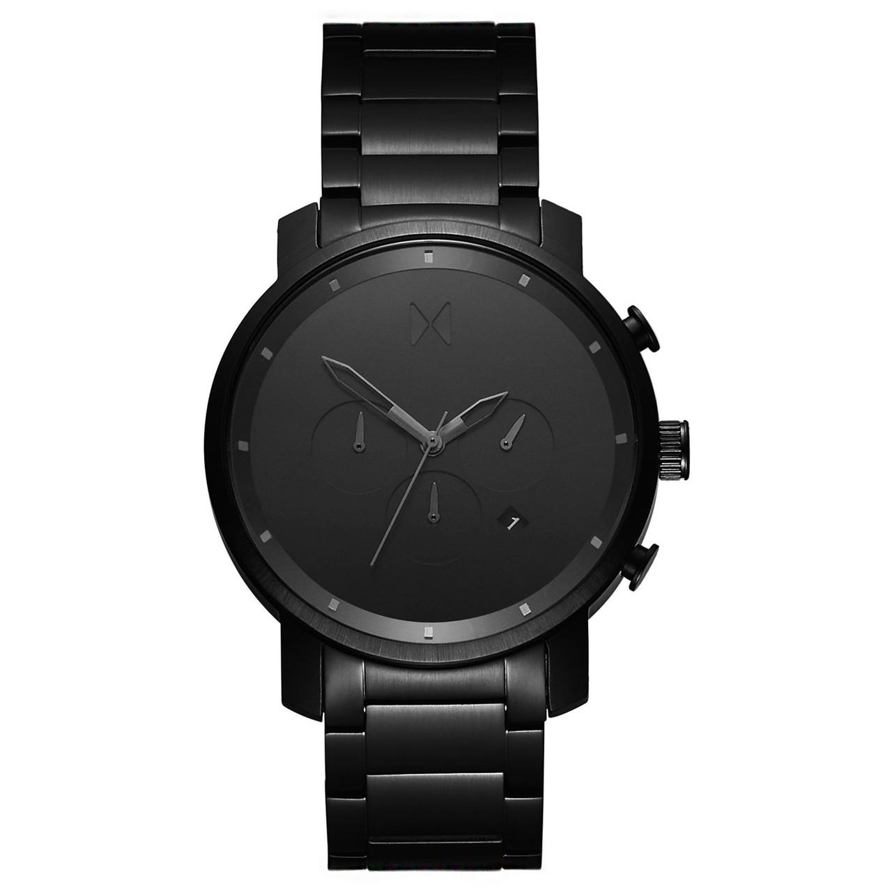 Часы мужские MVMT CHRONO BLACK LINK