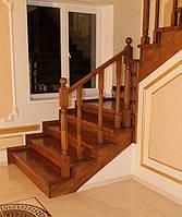 Лестница под ключ