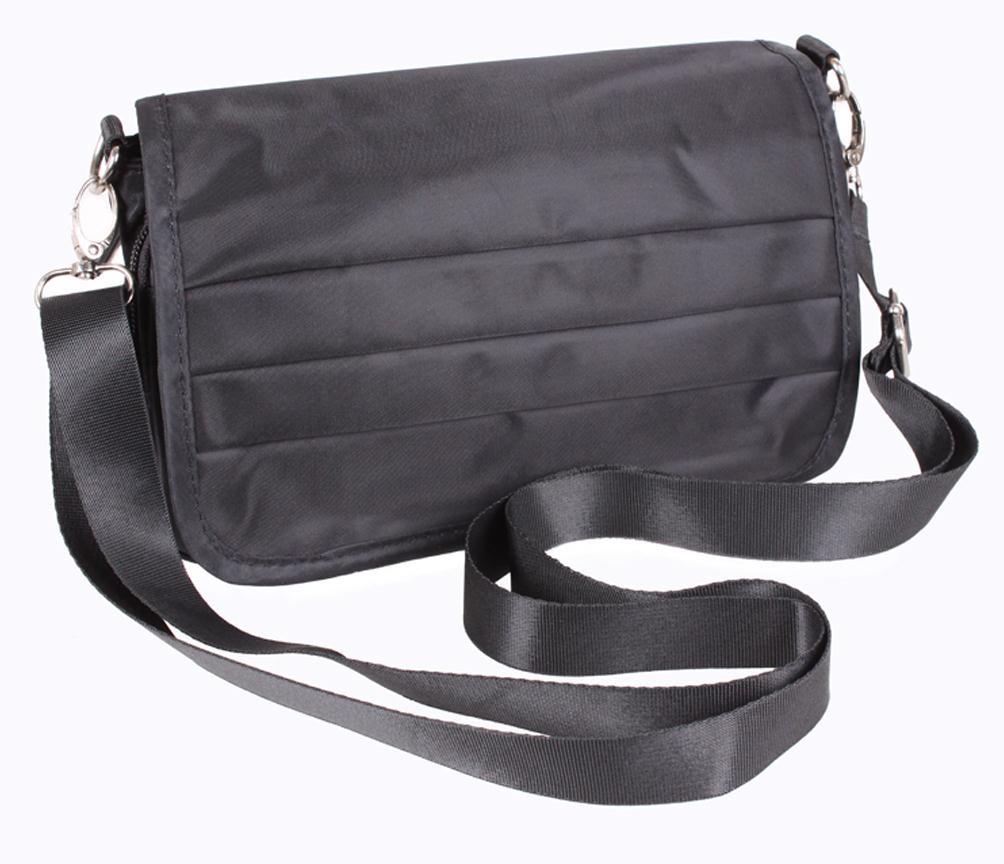 Мужская текстильная сумка 301341 черная
