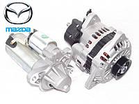 Стартер, генератор на Mazda (Мазда). AS Poland - европейское качество новых запчастей.