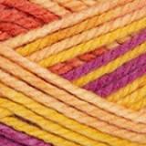 651 Пряжа Inca 200гр - 125м (Разноцветная) YarnArt