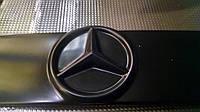 Зимняя защита на решетки радиатора Mercedes Sprinter CDI (2000-2002)